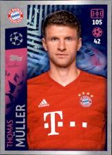 Champions League 19 20 2019 2020 Sticker 98 - Thomas Müller - FC Bayern München
