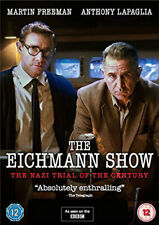 The Eichmann Show NEW PAL Documentary DVD Paul Andrew Williams Martin Freeman