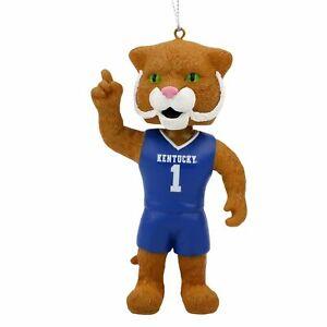 Kentucky Wildcats Ornament Bobblehead Ornament NCAA