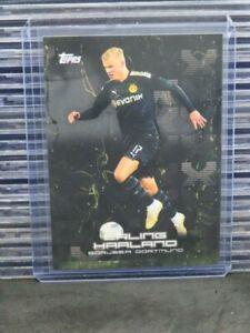 2020 Topps X BVB Erling Haaland #25 Rookie Borussia Dortmund O73