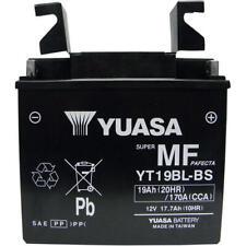 Yuasa Battery Maintenance Free Battery YT19BL-BS BMW