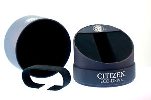 Authentic Citizen Eco-Drive Watch Box Set - Warranty Card Included