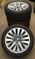 4 BMW Sommerräder Styling 254 245/45 R18 BMW 5er F10 6er F06 F11 F12 6775777 TOP