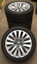 4 BMW Ruedas de Verano Styling 254 245/45 R18 5er F07 6er F06 F11 F12 6775777