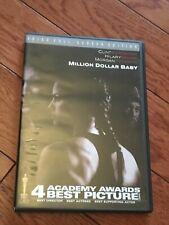 Million Dollar Baby - Clint Eastwood, Hilary Swank, Morgan Freeman - 2 Disc Dvd