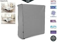 Jay Be Single Folding Guest Bed Storage Cover J Bed Performance and Memory Model