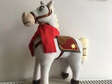 Rapunzel 's Horse Maximus From Disney Tangled Plush Soft Toy With Sounds