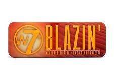 W7 Blazin' Eye Colour Palette, 15.6 g, 12-Piece