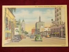 Postcard - United States, Hollywood Boulevard, California (19309)
