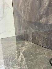 SAMPLE Floor & wall porcelain tile - geomertic design, gryscale    10.5 mm