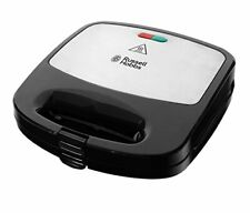 Russell Hobbs 4008496937660 RU-24540 3-in-1 Sandwich/Panini and Waffle Maker,