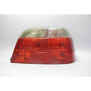 1999-2001 BMW E38 7-Series Factory Right Rear Tail Light Lamp White USED OEM