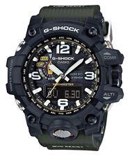 5ebc36576 Casio G-shock mudmaster GWG-1000-1A3 Multibanda Verde 6 Nuevo Reloj Solar