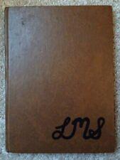 1980 LOGANVILLE MIDDLE HIGH SCHOOL YEARBOOK, THE WESTWARD WAY, LOGANVILLE, GA