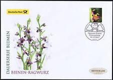 BRD 2015: Bienen-Ragwurz! Post-FDC der Nr. 3191 mit Berliner Sonderstempel! 1702