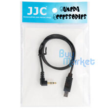 JJC CABLE-MULTI2MSMI CABLE Adapter multi terminal to 3.5mm SONY Handycam speaker