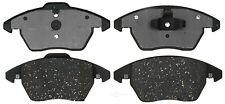 Disc Brake Pad Set-Ceramic Disc Brake Pad Front ACDelco Pro Brakes 17D1107AC