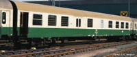 Roco 74805 HO Gauge DR BDmse 2nd Class Express Coach w Luggage Compt IV