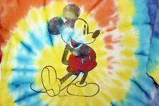Mickey Mouse Tye Dye T Shirt  Mens Size M Walt Disney