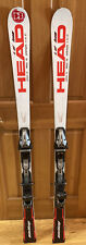 Head Islteam Worldcup Skis 151Cm With Tyrolia Freeflex Pro Superlight Bindings