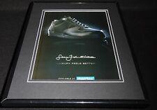 2001 Sean John Elite Shoes Framed 11x14 ORIGINAL Advertisement