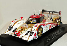 SLOT IT SICA22B LOLA B10/60 REBELLION RACING WITH ANGLEWINDER  1/32 SLOT CAR