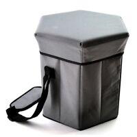 2in1 Kühlbox mit Sitzhocker | Kühltasche Picknicktasche | Campinghocker Eisbox