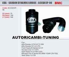 FILTRO ARIA SPORTIVO BMC CDA ALFA GT GTV 2.0 TS JTS 150 165 CV 03> ACCDASP-08