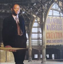 BRANFORD MARSALIS / ORPHEUS CHAMBER ORCHESTRA  - CREATION  - CD