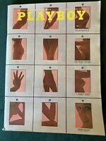 VINTAGE PLAYBOY MAGAZINE June 1971   Sharon Clark Leiko English Playmate