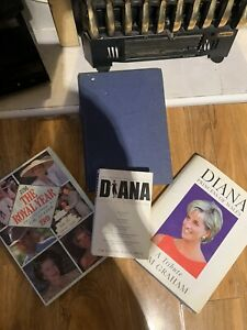 Princess Diana Bundle Books