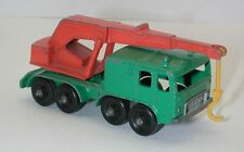 Matchbox Lesney No. 30 8 Wheel Crane oc6370