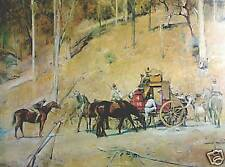 Tom Roberts / Bailed Up / Hold Up / Robbery / Australian Outlaws.