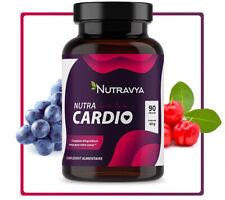 Nutra Cardio de Nutravya - Boites de 90 gélules