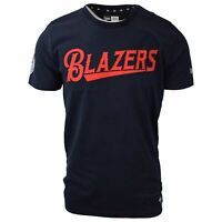 New Era Men's Portland Trailblazers Embroidered S/S T-Shirt (Retail $39.00)