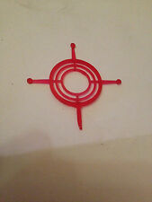 DUX ASTROMAN SPACE ROBOT ANTENNA RED TRANSPARENT  NEW REPLICA