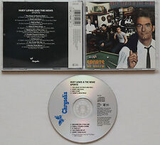 Huey & the News Lewis-Sports (1983) i want a new drug, Heart of rock 'n' roll