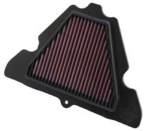 K&N KA-1111 Replacement Air Filter for 2011-15 Kawasaki ZX1000 Ninja 1000