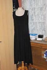 Martine Samoun  Création Superbe robe asymétrique noir ! TU !  TRES ORIGINALE