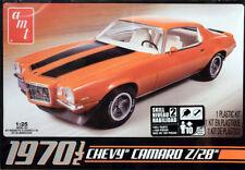 1970 1/2 Chevy Camaro Z28 1:25 AMT Model Kit Bausatz AMT635 Chevrolet