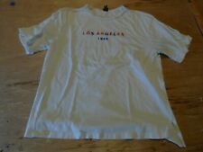 RARE 1984 USA OlympicsTee Los Angeles 1984 EMBRIODERED Mens Medium