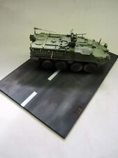 1/35 Scale Diorama Base No.8 - Modern Highway - 300mm x 210 mm tank display