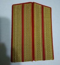 Soviet Russian Lieutenant of the Armed Forces shoulder boards