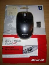 Brand New Packaged Sealed Microsoft Wireless Mobile Mouse 1000