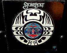 STONEBOLT Self Titled LP Parachute RRL2006 1978 Excellent