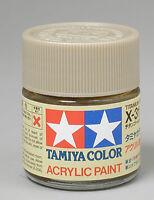 Tamiya Acrylic X-31 Titanium Gold 3/4 oz TAM81031