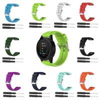 26mm Silicone Quick Release Strap Watchband for Garmin Descent Mk1 Fenix5X/3/3HR