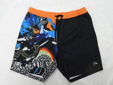 Quiksilver Robert Delong Vortex Remix Multi-Color KVJ0 Boardshort Swimwear Sz32