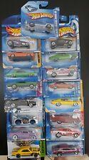 Hot Wheels lotto 17 auto vari modelli