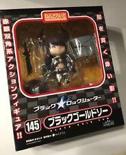 BLACK ROCK SHOOTER - Black Gold Saw Nendoroid Action Figure Good Smile Compagny